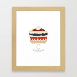 Triflin Fool  Framed Art Print