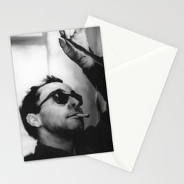 Jean-Luc Godard Stationery Cards