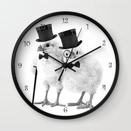 Not CHEEP (Version 2) Wall Clock