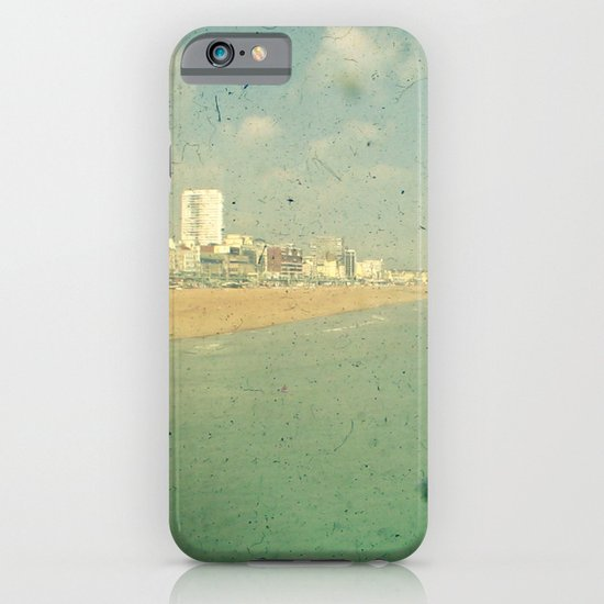 City by the Sea iPhone & iPod Case