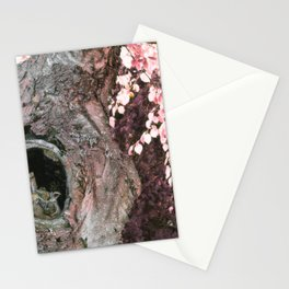Infrared Edit Series #1 IV Stationery Cards