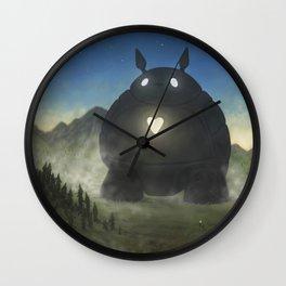Mech-Toro Wall Clock