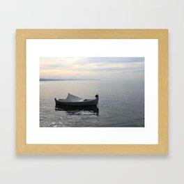 Thessaloniki IV Framed Art Print