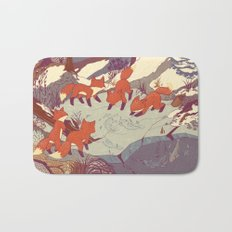 Fisher Fox Bath Mat