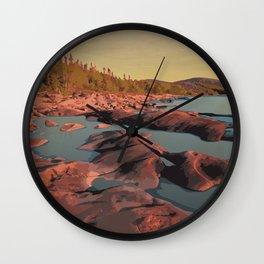Neys Provincial Park Wall Clock
