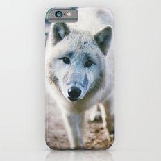 White Wolf iPhone 6s Slim Case