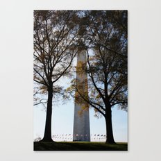 Hiding Canvas Print