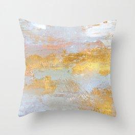 Golden Light 1 Throw Pillow
