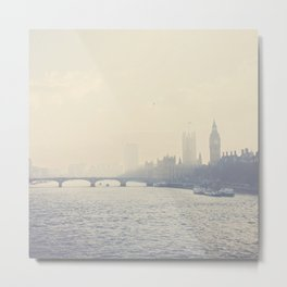 the city of London ... Metal Print
