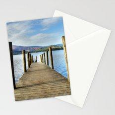 Derwent Water Pier Stationery Cards