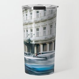 Speeding Through Time Travel Mug
