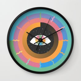 Path to Infinity Wall Clock