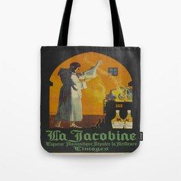 Vintage poster - La Jacobine Absinthe Tote Bag