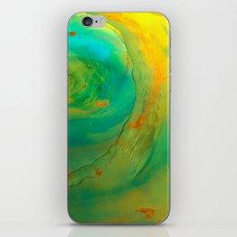 Whirlpool iPhone Skin