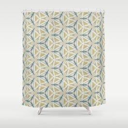 Avocado Pattern Shower Curtain