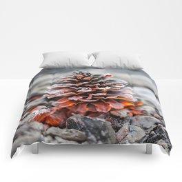 Winter Pinecone Comforters