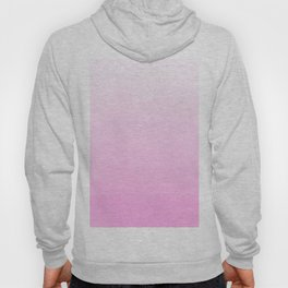 Modern blush pink ombre watercolor brushstrokes Hoody