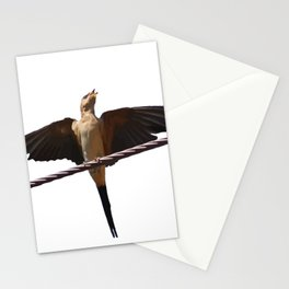 Swallow Song Vector Stationery Cards