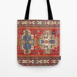 Daghestan Sumakh Northeast Caucasus Rug Print Tote Bag
