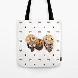 Rad's Owlets Tote Bag