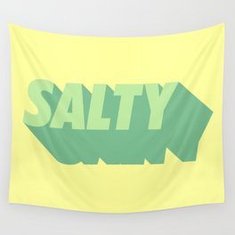 Salty 02 Wall Tapestry