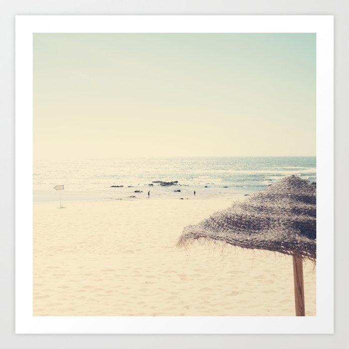 beach dreams Art Print