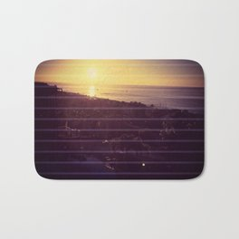 Sunrise at cabos Bath Mat