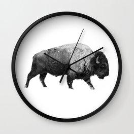 Bison, Buffalo Wall Clock