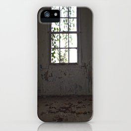 Forgotten Window iPhone Case