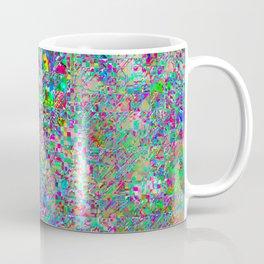 chaotic glitch Coffee Mug