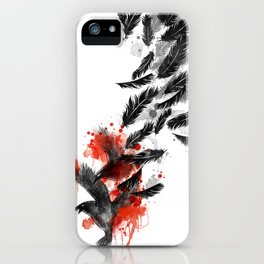 Another Long Fall iPhone Case