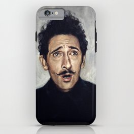 Adrien Brody / Grand Budapest Hotel iPhone Case