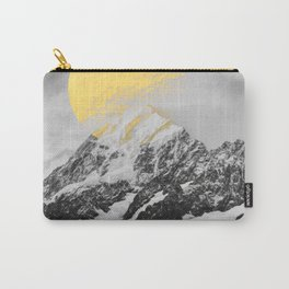 Moon dust mountains Carry-All Pouch