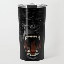 Gorilla attack Travel Mug