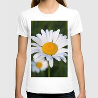 daisies T-shirts featuring Daisies by Rose Etiennette