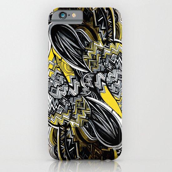 Bird sleeping iPhone & iPod Case