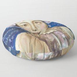 Some Shangri-La Floor Pillow