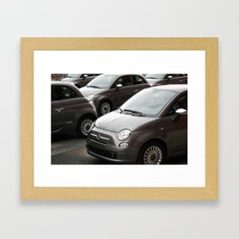 2009 - Serial Killers I - E=Fiat2 Framed Art Print