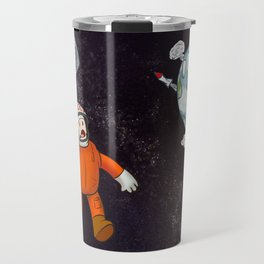 Forgive us Yuri Gagarin Travel Mug