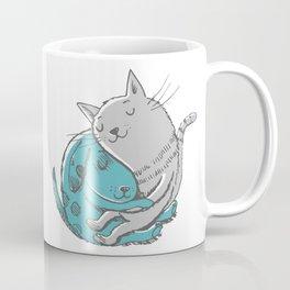 Hugtime Blues Coffee Mug