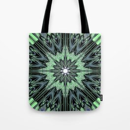 WAY TRIPPY/Leaves Of Grass Tote Bag