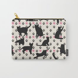Mischievous Cats Carry-All Pouch