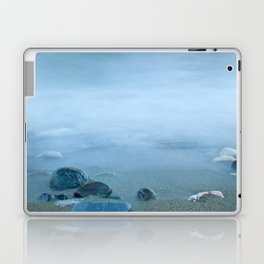 Stones in the beach Laptop & iPad Skin