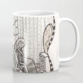 Long Coffee Mug