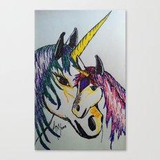 Fantasy... Canvas Print