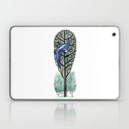 Peacock in a Tree Laptop & iPad Skin