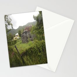 St. Maarten poverty Stationery Cards