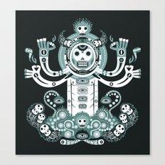 Manitou tatoo Canvas Print
