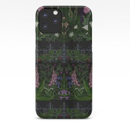 The Poison Garden - Gallimaufrey iPhone Case