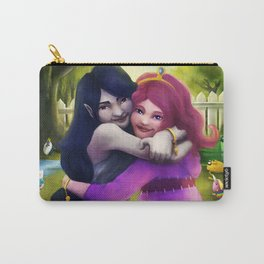 Marcy and Bonnie  Carry-All Pouch